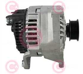 CAL15223 SIDE VALEO Type 12V 90Amp PR5