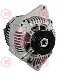 CAL15225 FRONT VALEO Type 12V 110Amp PR3
