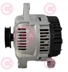 CAL15225 SIDE VALEO Type 12V 110Amp PR3