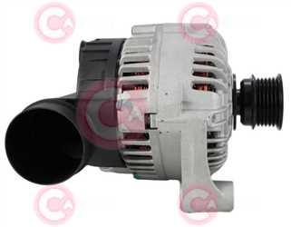 CAL15230 SIDE VALEO Type 12V 80Amp PR6