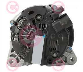 CAL15232 BACK VALEO Type 12V 150Amp PFR6