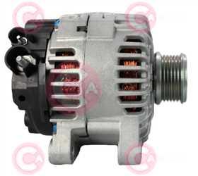 CAL15232 SIDE VALEO Type 12V 150Amp PFR6