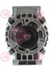 CAL15234 FRONT VALEO Type 12V 75Amp PR6
