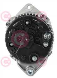 CAL15236 BACK VALEO Type 12V 110Amp PR6
