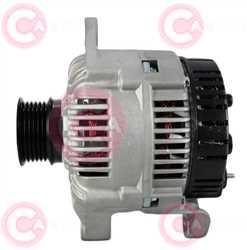 CAL15236 SIDE VALEO Type 12V 110Amp PR6