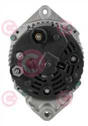 CAL15240 BACK VALEO Type 12V 75Amp PR3