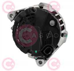 CAL15252 BACK VALEO Type 12V 120Amp PR6
