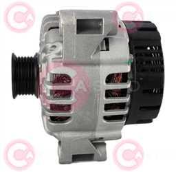 CAL15252 SIDE VALEO Type 12V 120Amp PR6