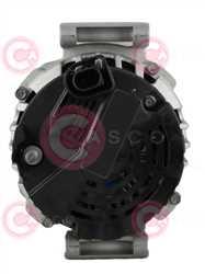 CAL15254 BACK VALEO Type 12V 120Amp PFR7