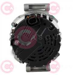 CAL15255 BACK VALEO Type 12V 140Amp PFR6