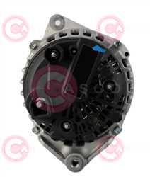 CAL15257 BACK VALEO Type 12V 150Amp PR6