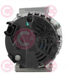 CAL15263 BACK VALEO Type 12V 120Amp PR6