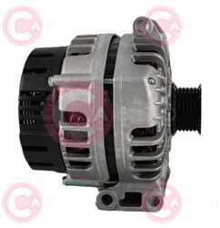 CAL15263 SIDE VALEO Type 12V 120Amp PR6