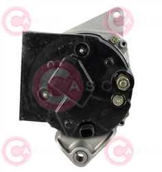 CAL15268 BACK VALEO Type 12V 75Amp PR3