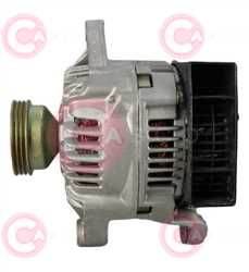 CAL15268 SIDE VALEO Type 12V 75Amp PR3