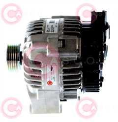 CAL15271 SIDE VALEO Type 12V 70Amp PR5