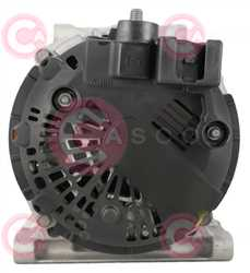 CAL15286 BACK VALEO Type 12V 150Amp PFR5