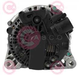 CAL15290 BACK VALEO Type 12V 150Amp PR6