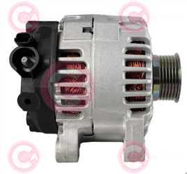 CAL15290 SIDE VALEO Type 12V 150Amp PR6