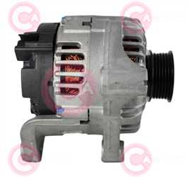 CAL15295 SIDE VALEO Type 12V 150Amp PR6