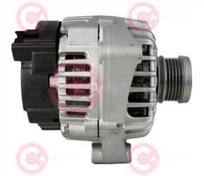 CAL15298 SIDE VALEO Type 12V 115Amp PFR5