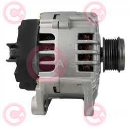 CAL15310 SIDE VALEO Type 12V 120Amp PFR6