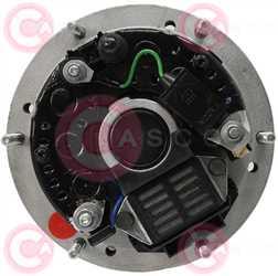 CAL15311 BACK VALEO Type 12V 50Amp