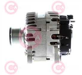 CAL15314 SIDE VALEO Type 12V 140Amp PFR6