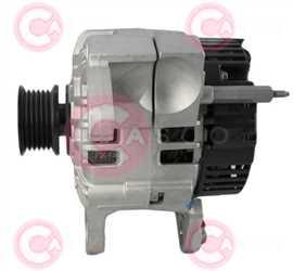 CAL15316 SIDE VALEO Type 12V 70Amp PR6