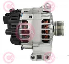 CAL15317 SIDE VALEO Type 12V 115Amp PR5