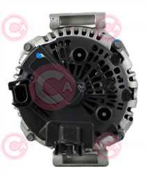 CAL15322 BACK VALEO Type 12V 180Amp PFR8