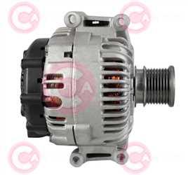 CAL15322 SIDE VALEO Type 12V 180Amp PFR8