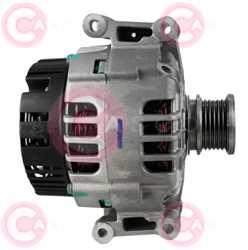 CAL15323 SIDE VALEO Type 12V 115Amp PFR6