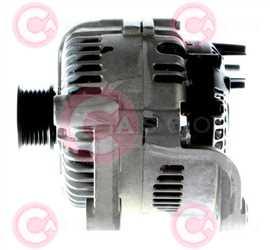 CAL15326 SIDE VALEO Type 12V 170Amp PR6