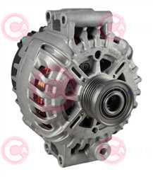 CAL15327 FRONT VALEO Type 12V 170Amp 6Ribs