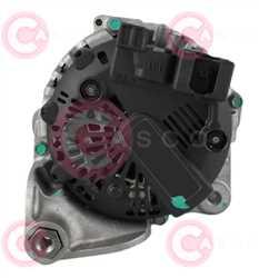 CAL15330 BACK VALEO Type 12V 150Amp PR6