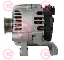 CAL15330 SIDE VALEO Type 12V 150Amp PR6