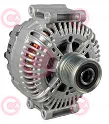 CAL15331 FRONT VALEO Type 12V 180Amp PFR7