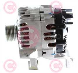CAL15332 SIDE VALEO Type 12V 150Amp PR6