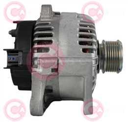 CAL15336 SIDE VALEO Type 12V 110Amp PFR6