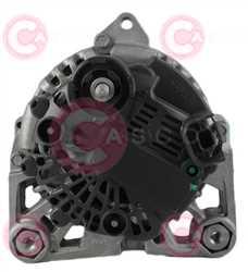 CAL15337 BACK VALEO Type 12V 110Amp PR6