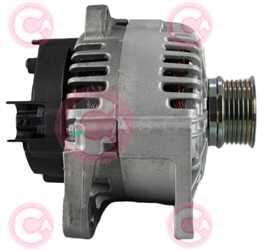 CAL15337 SIDE VALEO Type 12V 110Amp PR6