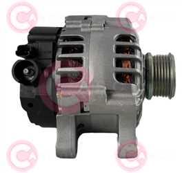 CAL15338 SIDE VALEO Type 12V 97Amp PFR6