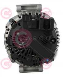 CAL15339 BACK VALEO Type 12V 180Amp PV7