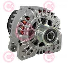 CAL15340 FRONT VALEO Type 12V 150Amp PFR7