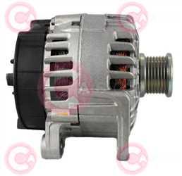 CAL15340 SIDE VALEO Type 12V 150Amp PFR7
