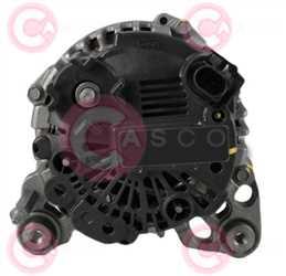 CAL15342 BACK VALEO Type 12V 110Amp PR6