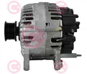 CAL15342 SIDE VALEO Type 12V 110Amp PR6