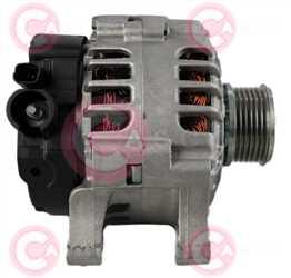 CAL15347 SIDE VALEO Type 12V 90Amp PFR6
