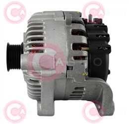 CAL15348 SIDE VALEO Type 12V 180Amp PR6